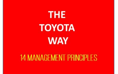 14 Principles of the Toyota Way